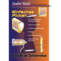 "Book ""Easy Picking"" - the ultimative trainingsguide for lock picking - available in different languages"
