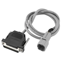 AVDI cable for connection with Suzuki Bikes (6 pins)