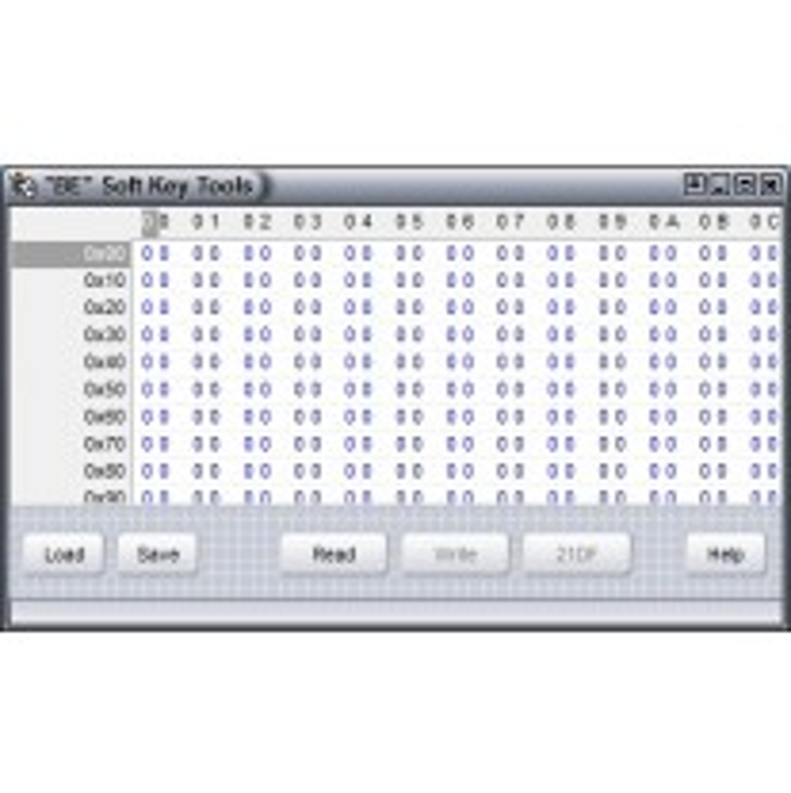 MBE NEC KEY PROGRAMMER V.10.62 - Software Update
