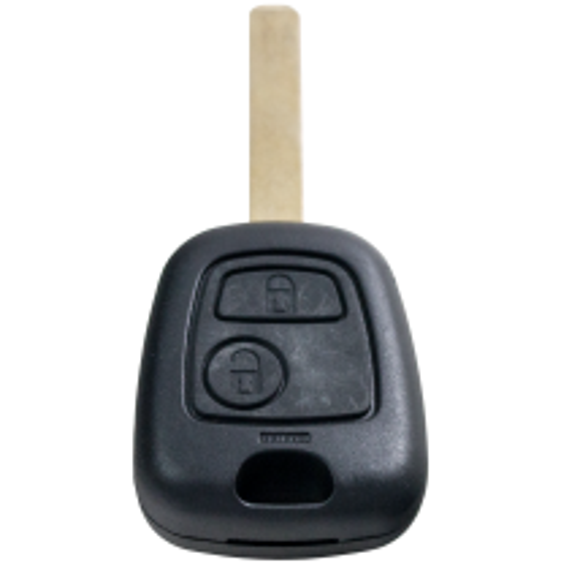 Remote key for Citroen (433 MHz) VA2 Profile