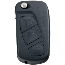 Flip Key for Fiat 433 MHz with 3 buttons