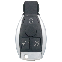 Infrared Key blank with 3 buttons for Mercedes