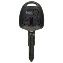 Remote Key for Mitsubishi with 3 buttons