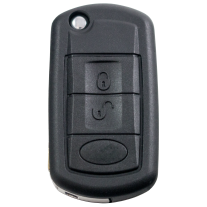 3 buttons empty housing for Land Rover