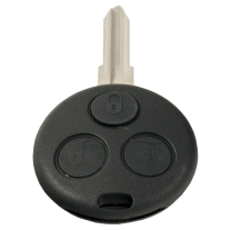 key Shell with 3 button old version for Smart YM23