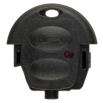 Remote Shell with 2 buttons for VW / SEAT / SKODA (Without profile)
