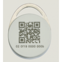 dormakaba RFID key chain LEGIC advant/4K/QRC/cv
