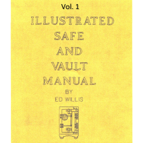 "CD ""Safe and Vault Manual, Volume I"", Ed Willis, English"