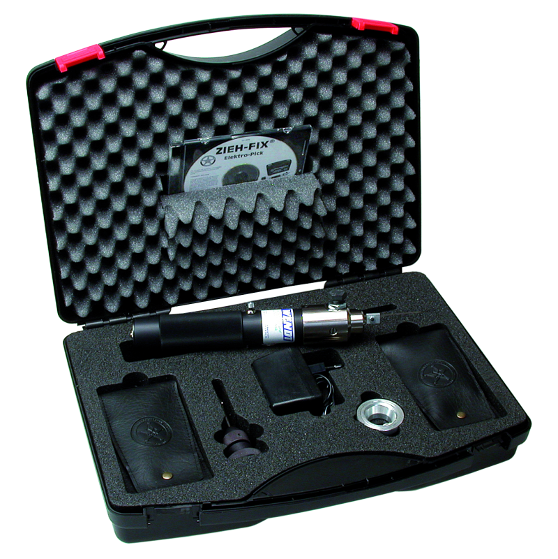 ZIEH-FIX® Electro Pick Set (completely)