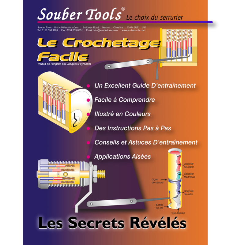 "book ""Le Crochetage Facile"" - French Version"