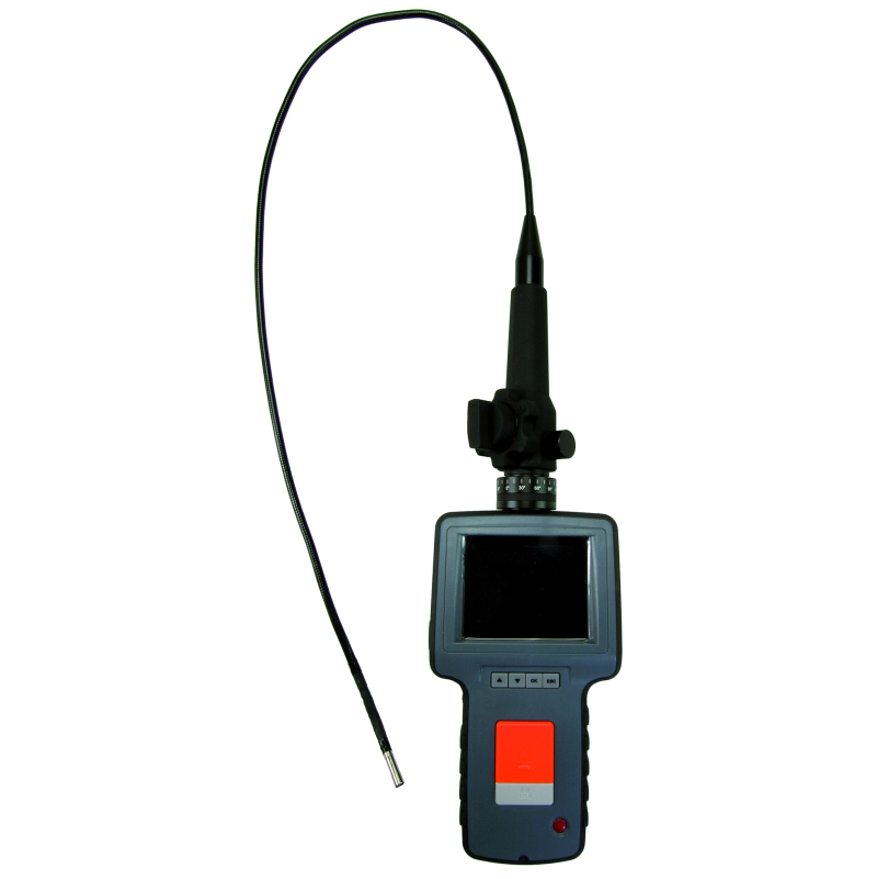 Monitor Type Borescope, 5.5 mm dia., 100 cm Length