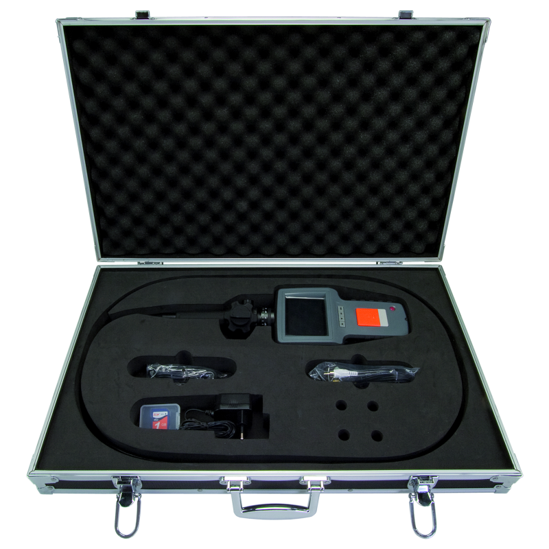 Monitor Type Borescope, 5.5 mm dia., 300 cm Length in the case