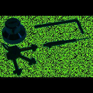 Dekoder für Pumpenzylinder