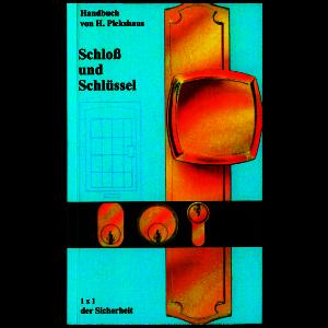 Buch - Schloß und Schlüssel Heinz Pickshaus