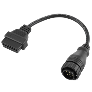 AVDI cable for 14 pins round diagnostic connector for MERCEDES Sprinter