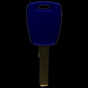 Transponder key for Fiat