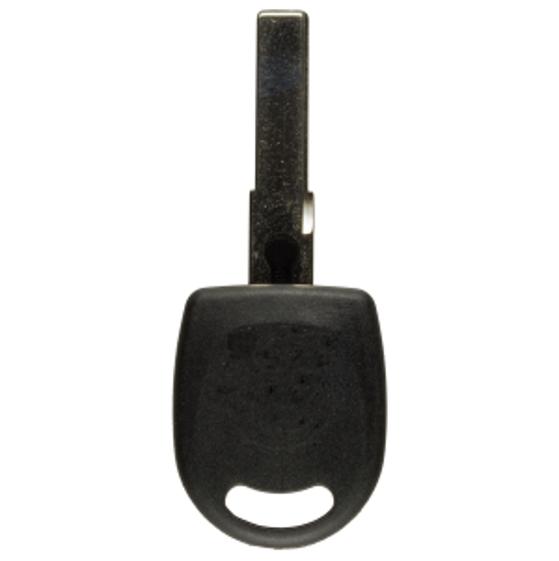 Transponder key for VW