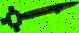 Metallprofilzylinderschließer mit Vierkantdorn