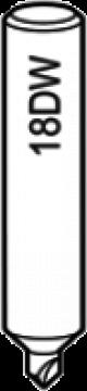 Silca Garvurfräser 18DW für Futura