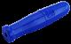 Feile 2/140 mm, halbrund ohne Feilenheft
