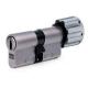 KESO 4000SΩ Basic Double profile cylinder with knob