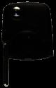 Klappschlüsselkopf für Audi ohne Transponder (rund)