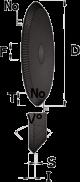 Keyline Fräser WP034B