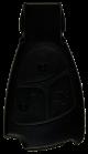 Ersatzhülle für Mercedes Benz Infrarotschlüssel ohne Batteriefach
