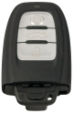 Key Less key for Audi (BCM2) 433 Mhz