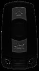 Schlüsselkarte für BMW E-Serie 433 Mhz CAS3