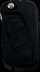 Klappschlüssel für Fiat 433 MHz mit 3 Tasten