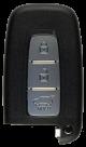 Key Less Schlüssel für Hyundai 433 MHz