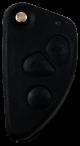 Leergehäuse 3 Taster mit SIP22 Rohling