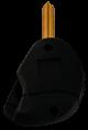 Klappschlüsselgehäuse alte Version für Citroen XM /Xantia mit SX9 Profil
