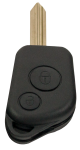 Schlüsselhülle mit 2 Tasten für Citroen mit SX9 Profil