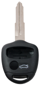 Leergehäuse 3 Taster mit MIT8 Rohling