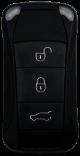 Klappschlüssel für Porsche