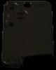 3 Tasten Leergehäuse für Renault Smart Card ohne Logo