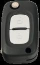 Leergehäuse 2 Taster mit VA2 Rohling Neue Version