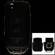 Klappschlüsselhülle mit 3 Tasten und Kopf für VW/ SKODA / SEAT
