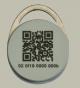 dormakaba RFID key chain LEGIC advant/4K/QRC/cv