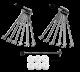 Stuv Decoder - 7 Lever lock Komplett
