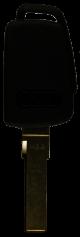 Transponder key for AUDI