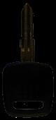 Transponder key for Nissan