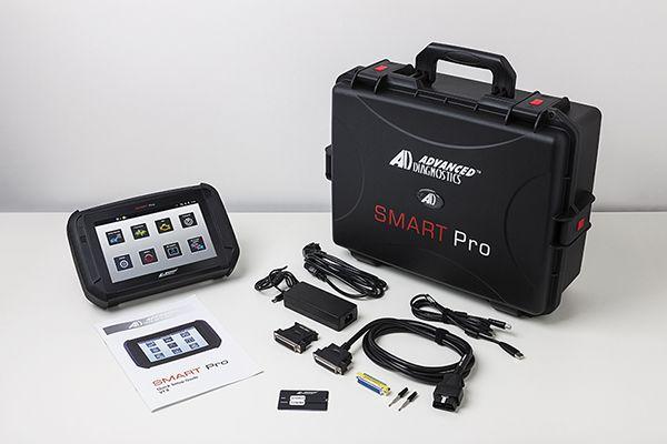 Smart Pro Ausstattung