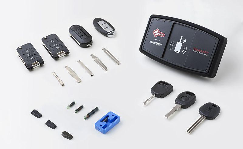 Zu 100% mit kompatibel mit dem gesamten Silca Fahrzeugschlüssel Sortiment