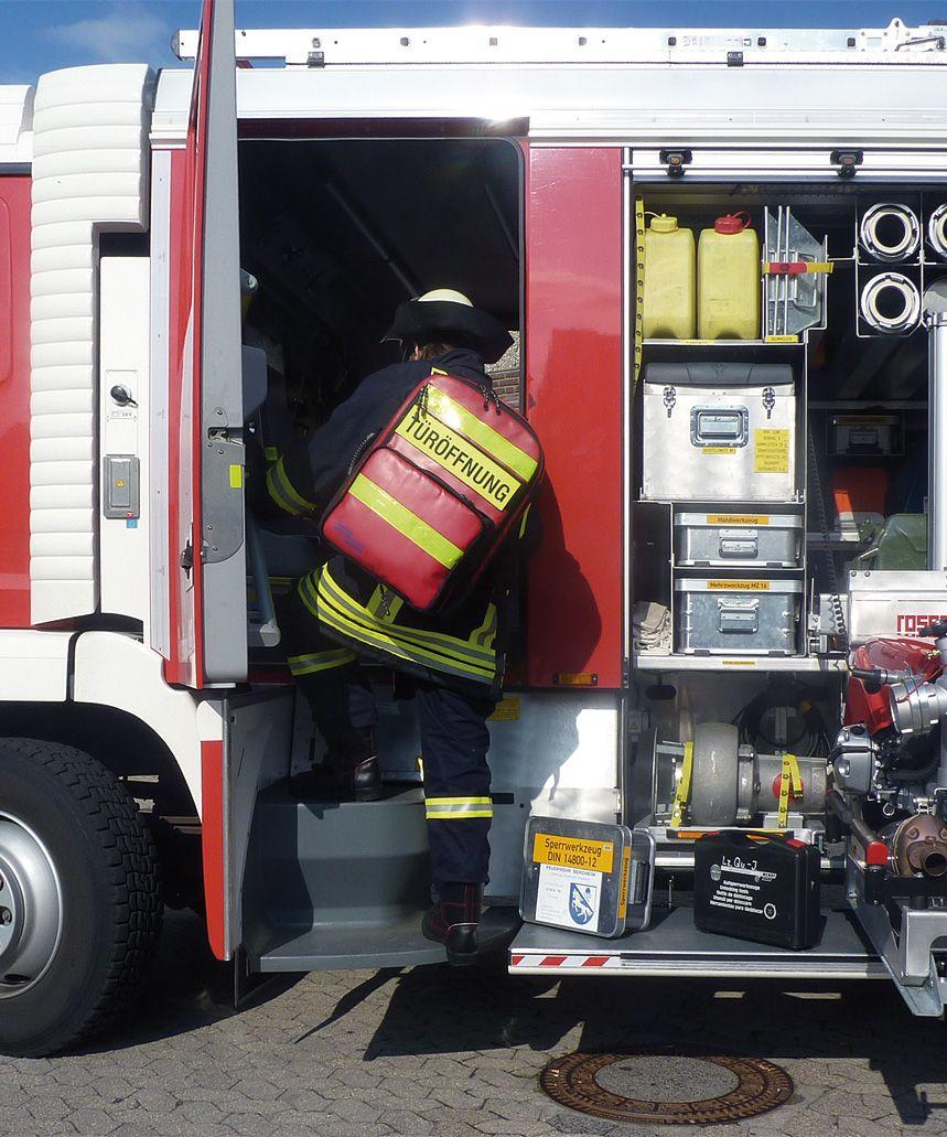 Feuerwehrseminar Öffnungstechnik