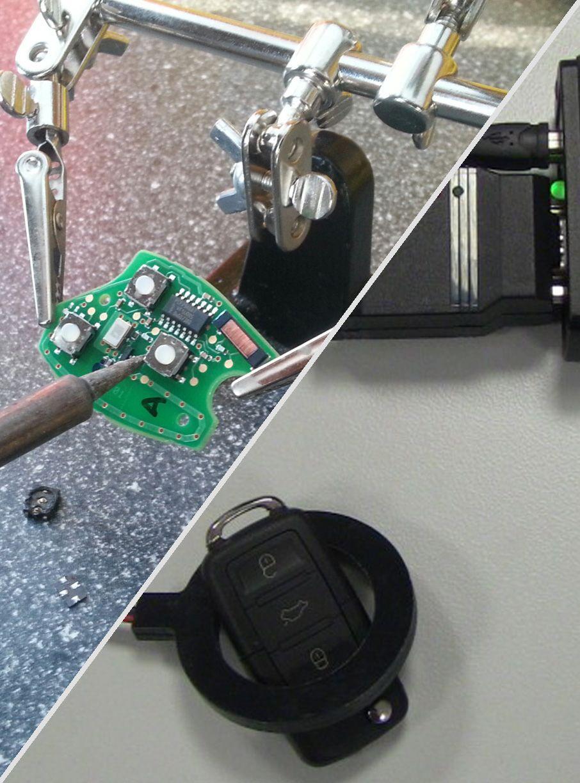 Seminarbundle Autoschlüsselprogrammierung und Reparatur