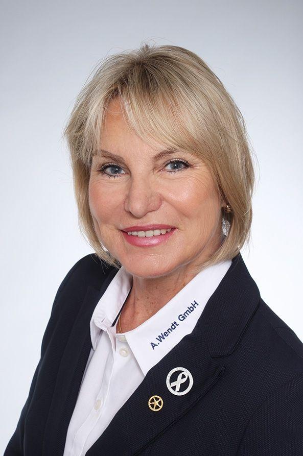 Angelika Wendt, Geschäftsführerin, Buchhaltung und Controlling