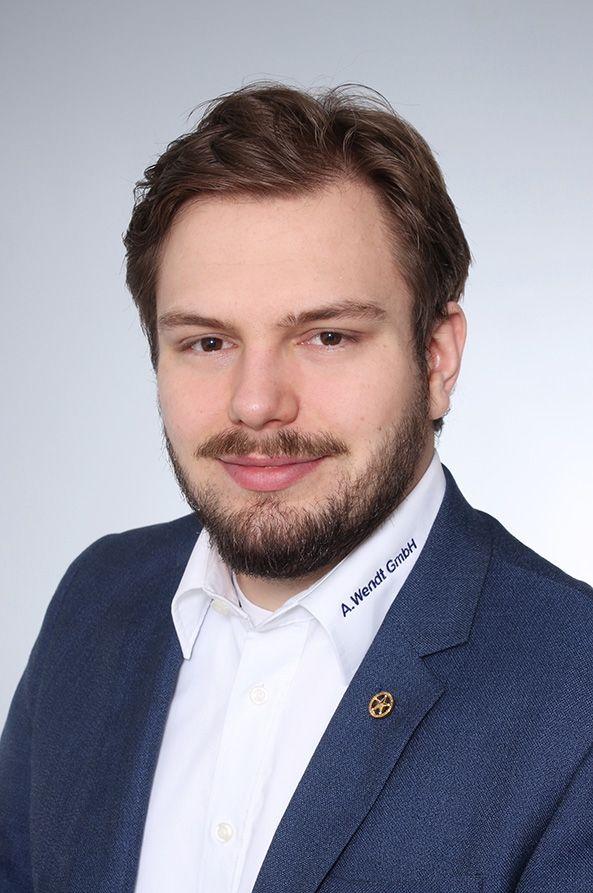 Sascha Wendt, Geschäftsführer, Teschnische Leitung